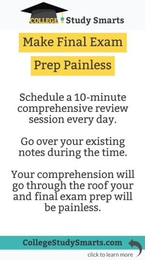 Make Exam Prep Painless