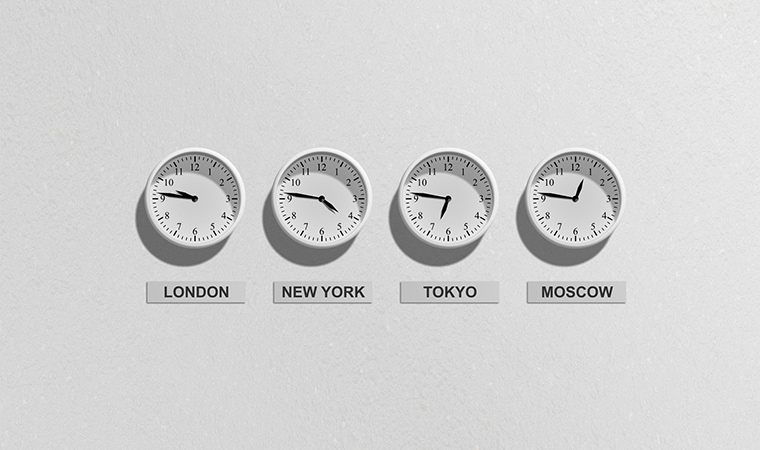 world clocks, Do you tell yourself these lies about time?