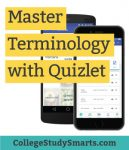 Master Terminology with Quizlet