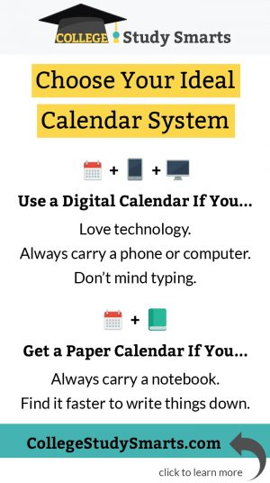 Choose Your Ideal Calendar System