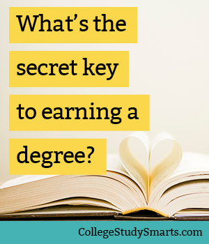 I'm Giving Up Hope (it is the key to earning a degree)