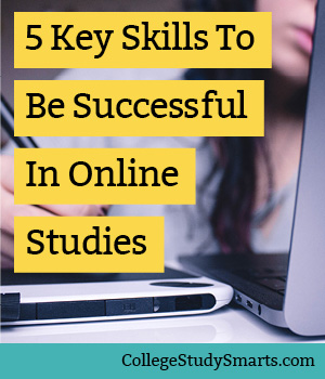 5 Key Skills To Be Successful In Online Studies