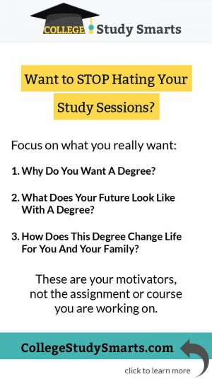 Want to STOP Hating Your Study Sessions?