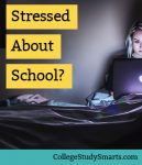 Stressed about school? This is how to handle stress while maintaining balance