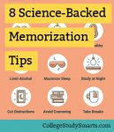 8 Scienced-Backed Memorization Tips