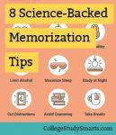 8 Scienced-Backed Memorization Tips