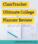 ClassTracker Ultimate College Planner Review